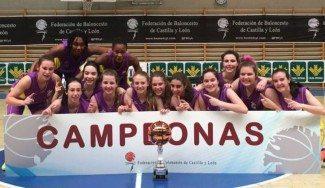 'Leonazo' del UVA Ponce en Castilla y León: campeón cadete ganando a tres equipos de León