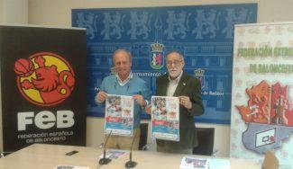 Viva el basket en Extremadura. Presentado el XX Día del Mini en Badajoz