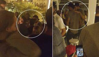 Marejada en el Panathinaikos: Feldeine, Gist y Haynes, pillados de fiesta tras perder