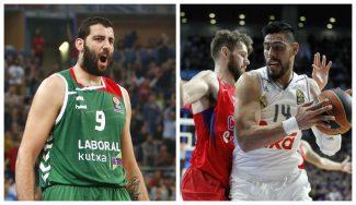 Euroliga: Bourousis, pívot del Mejor Quinteto; Ayón, en un Segundo Mejor Equipo de altura