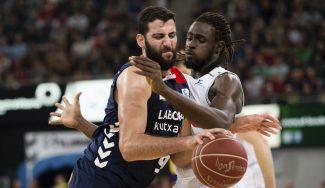 """Bourousis, MVP de la ACB: """"Este trofeo no es nada para mí, quiero ganar la Liga"""""""