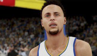 Homenaje al MVP: el NBA2K sube el nivel de Curry en el videojuego por unas horas (Vídeo)
