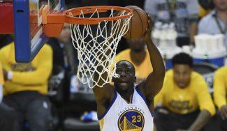 """Draymond Green mejora su juego viendo partidos: """"Aprendo más de la WNBA"""""""