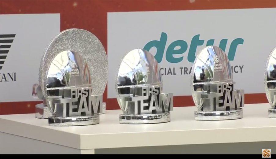 ¡Arranca la F4! Sigue aquí la ceremonia de premios. ¿Quién será el MVP? (Streaming)