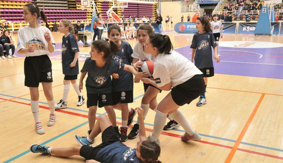 Solo puede quedar uno: En busca de las campeonas de la liga JR. NBA FEB en Valladolid