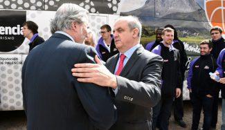 El presidente del Palencia abre la puerta a lograr el ascenso un año después sin canon
