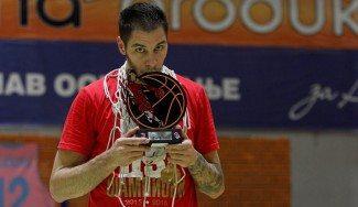 ¿Último gran baile con el Estrella Roja? Jovic, MVP de los playoffs de la Adriática (Vídeos)