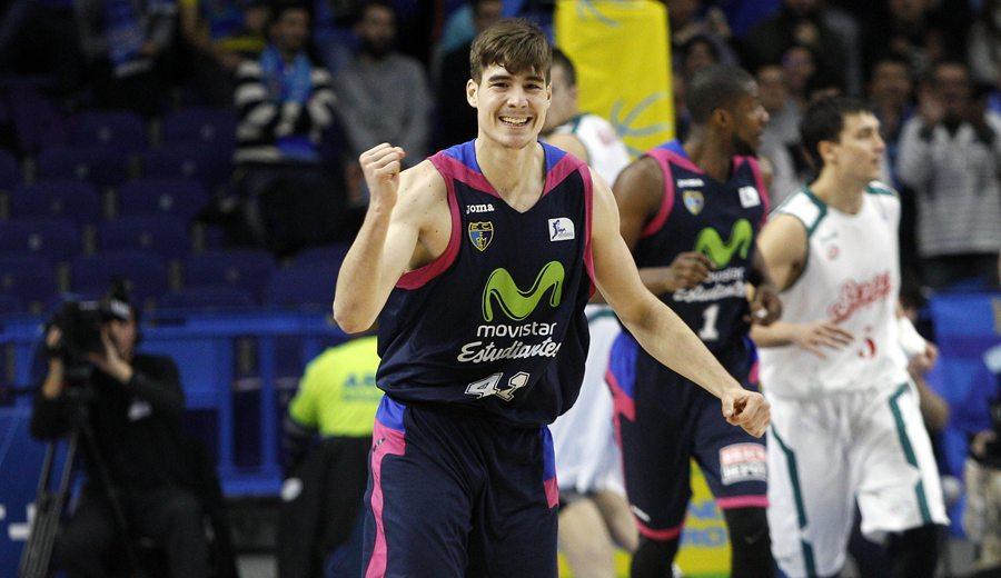 Juancho Hernangómez, Mejor Joven ACB por unanimidad. Dobla en votos a Doncic