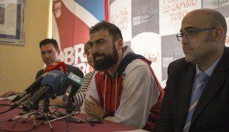 Vasileiadis, en Santiago: «He entrenado más estos tres días que todo el año en Grecia»