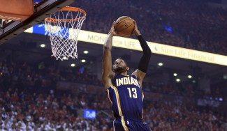 """""""Paul George ha vuelto. Me recuerda al joven Kobe Bryant"""". ¡Tremendo 360°! (Vídeo)"""