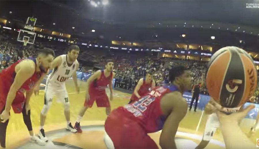 Del vestuario al pitido final: la Final Four vista desde la perspectiva de un árbitro (Vídeos)
