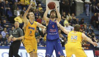 El Khimki casi sorprende al CSKA: duelazo Teodosic-Shved, Rice a lo Curry (Vídeos)