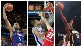 Revés para Francia: los NBA Batum, Fournier y Mahinmi no estarán en el Preolímpico