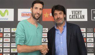 Vidal cumple su deseo y renueva con el Joventut: firma dos años y otro opcional