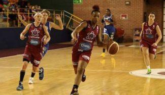 Regresa un año después: la ex WNBA Ariel Edwards deja Gernika para volver al Bembibre