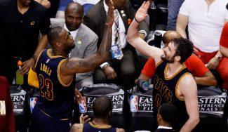 Los Cavs arrasan Toronto y repiten Finales de la NBA. ¡83 puntos del Big Three! (Vídeo)