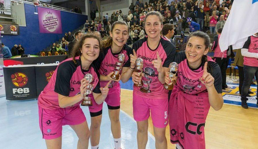 Las 14 preseleccionadas del Mundial Sub17 de Zaragoza. ¡Con dos reinas precoces de Gigantes Junior!