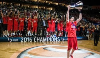 El CSKA gana la Euroliga: necesita la prórroga ante el Fenerbahçe tras malgastar 21 puntos