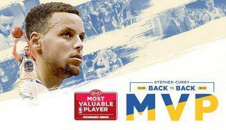 Sigue rompiendo barreras: Stephen Curry, el primer MVP unánime en la historia de la NBA