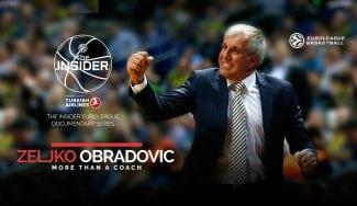 Semana de F4: ya puedes ver el docu 'Zeljko Obradovic. Más que un entrenador' (Vídeo)