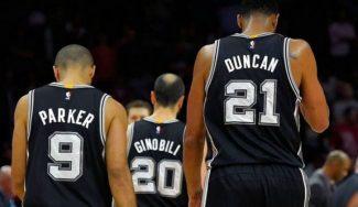 """¿Retirada? OKC despide a Duncan con una ovación: """"Mi futuro, cuando salga de aquí"""""""
