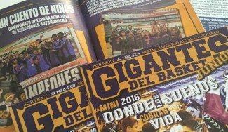 Un cuento de niños muy real: el Campeonato de España mini, en Gigantes Junior