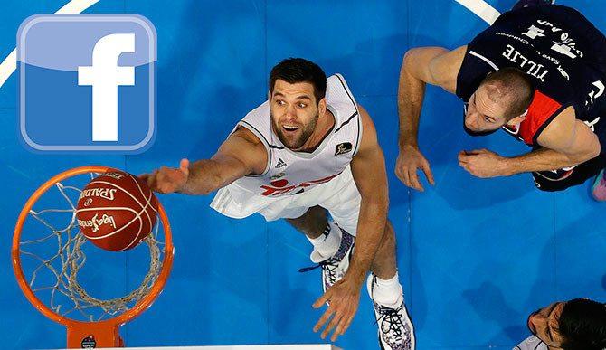 Novedad ACB: el Madrid-Baskonia, primer partido de su historia emitido por Facebook
