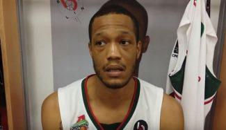 """Randolph desvela su deseo tras liderar cojo al Lokomotiv: """"Quiero volver a la NBA"""" (Vídeo)"""