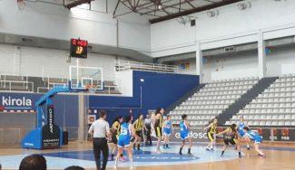 CE junior: primeros semifinalistas. Gran Canaria arrolla al Conquero y San Isidro puede con el Loiola