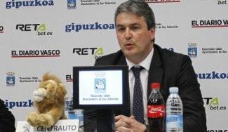 Sergio Valdeolmillos deja el Gipuzkoa Basket tras descender a la LEB Oro