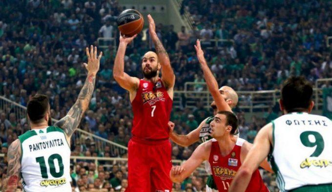 Spanoulis escoge sus Top 5 de la historia del basket europeo y de la NBA: hay un español