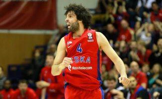 Teodosic deshoja la margarita: jugará en Italia con Djordjevic