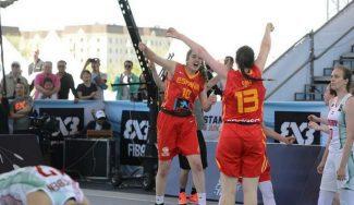 Talentos de bronce: la selección Sub18 3×3, terceras en el Mundial de Astana