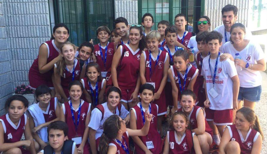 Juegos Nacionales EMDE: La Asunción, doble finalista. Irlandesas (chicas) y San Patricio (chicos) los rivales