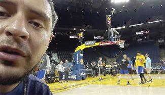 Las sensaciones de Ajero antes de la gran batalla: el séptimo de las Finales NBA