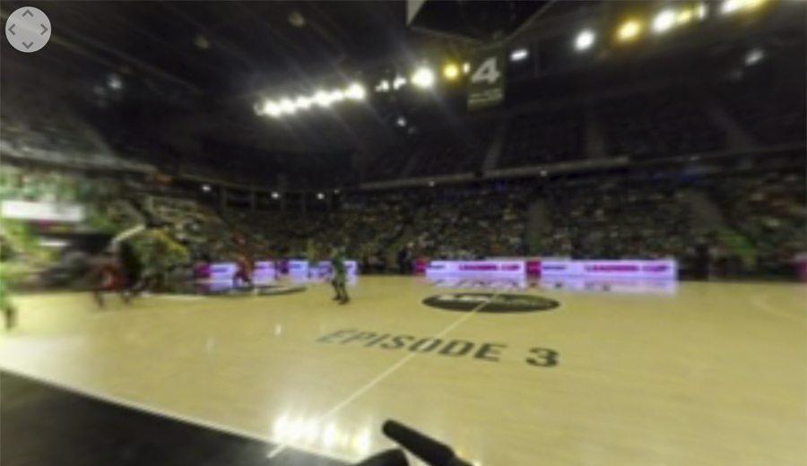 ¿Cómo se ve un partido en 360º? El tercero de la final de Francia, íntegro (Vídeo)
