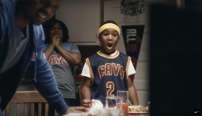 """""""Valió la pena esperar"""". Nike homenajea el primer título de la historia de los Cavs"""