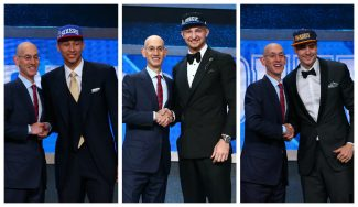 Draft: Simmons, el 1; Sabonis, 11 por Orlando, se va a OKC; Juancho, 15 por Denver (Vídeo)