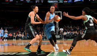 WNBA: Sancho Lyttle regresa del Preolímpico con doble-doble pero cayendo ante las Liberty