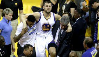 El NBA de los Utah Jazz Dante Exum no estará en Río con Australia. ¿Bogut tampoco?