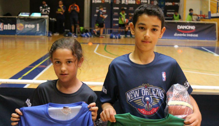 Galería de fotos del JR. NBA-FEB en Madrid. El Magariños, testigo del triunfo de Brains
