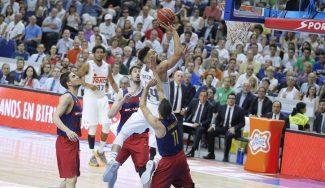 El Madrid piensa en renovar a Taylor ante la imposibilidad de firmar a Víctor Claver
