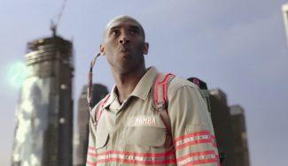 Kobe, Melo y Porzingis, en la promo de la nueva película de los Cazafantasmas (Vídeo)