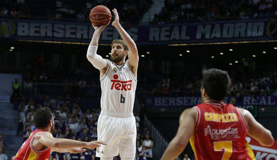 Nocioni negociará la renovación con el Madrid tras la final: «La intención es por ambas partes»