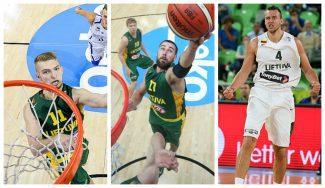 Domas Sabonis y dos interiores NBA, en la primera lista de Lituania para los Juegos