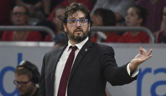 """El Brose asegura a Gigantes que Trinchieri no irá al Barça: """"Será nuestro entrenador"""""""