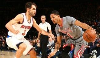 Primer bombazo del verano NBA: Rose se va a los Knicks; Calderón pone rumbo a los Bulls