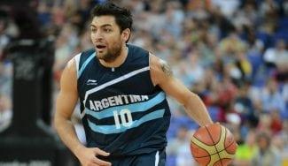 Carlos Delfino, a la preselección de Argentina para los Juegos después de 3 años sin jugar