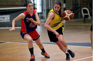 Las semis del Campeonato de España infantil, en directo. Estudiantes-Basket Almeda y Sant Adrià-Valencia