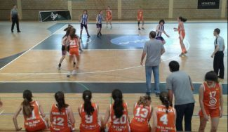 CE infantil femenino: Gran Canaria supera a UVA Ponce en el duelo estrella de la 1ª jornada